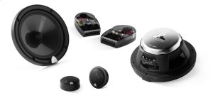6.5-inch (165 mm) Convertible Component/Coaxial Speaker System