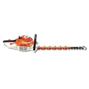 Stihl lightweight Hedge Trimmer features professional-grade cutting power.