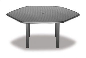 """63"""" Hexagonal Table Top Only w/ hole"""