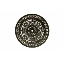 """43"""" Round Tuscany Cast Top with Hole"""