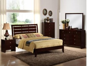 Evan King Headboard/footboard