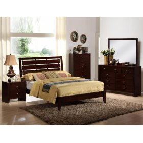 Evan Twin Headboard/footboard