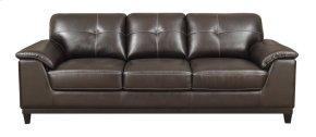 Emerald Home Marquis Sofa Walnut Brown U4289m-00-15