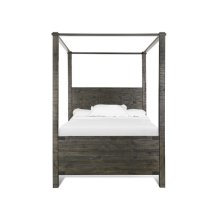 Complete King Poster Bed