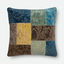 O Patch Pillows Pacifico Pillow