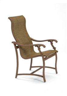 Ravello Sling High Back Dining Chair