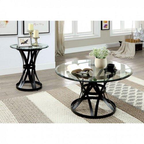 Oviola End Table