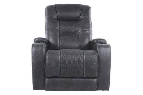 PWR Recliner/ADJ Headrest