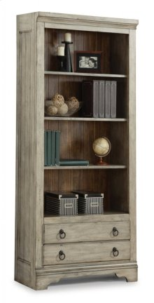 Plymouth File Bookcase