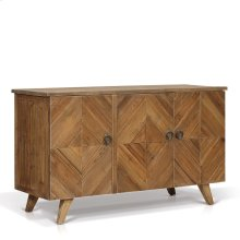 Argyle Buffet/Sideboard with 2 Parquet Door Fronts