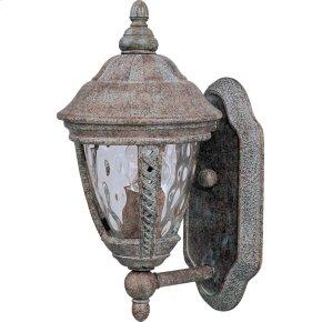Whittier Cast 1-Light Outdoor Wall Lantern