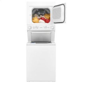Frigidaire Electric Washer/Dryer Laundry Center - 3.9 Cu. Ft Washer and 5.5 Cu. Ft. Dryer