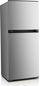 7.0 Cu. Ft. Frost Free Refrigerator - Stainless Product Image