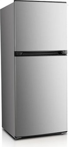 7.0 Cu. Ft. Frost Free Refrigerator - Stainless Steel