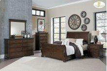 Queen Sleigh Bed set