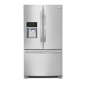 FrigidaireGALLERY Gallery 22.6 Cu. Ft. French Door Counter-Depth Refrigerator