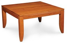"Justine Square Coffee Table, Justine Square Coffee Table, 34""x34"""