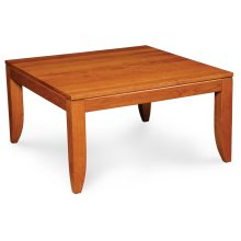 """Justine Square Coffee Table, Justine Square Coffee Table, 34""""x34"""""""