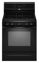 30-inch Self-Cleaning Freestanding Gas Range with TimeSavor™ Plus true convection cooking system Product Image