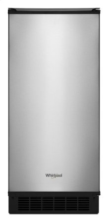 15-inch Icemaker with Clear Ice Technology