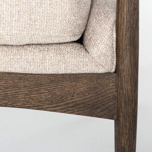 Light Camel Cover Braden Chair