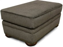 Knox Ottoman with Nails 6M07N