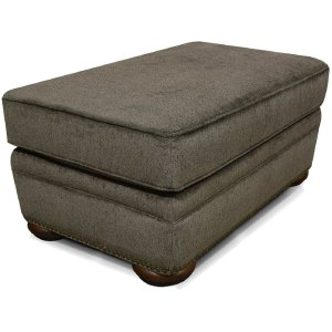 England Furniture Knox Ottoman With Nails 6m07n
