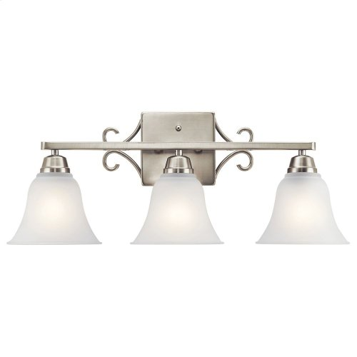 Bixler Collection Bixler 3 light Bath Light NI