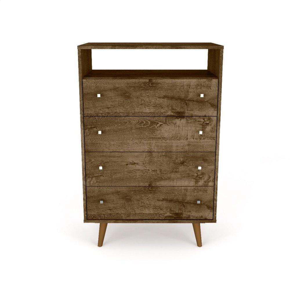 Liberty Dresser in Rustic Brown