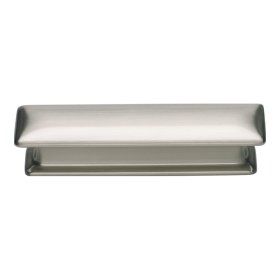 Alcott Pull 3 Inch (c-c) - Brushed Nickel
