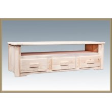 Homestead Sitting Chest / Entertainment Center