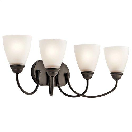 Jolie 4 Light Vanity Light Olde Bronze®