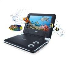 7 inch Portable 3D DVD/CD/MP3 Player