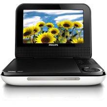 "17.8 cm (7"") LCD Portable DVD Player"