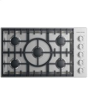 "Gas Cooktop 36"", 5 burner (LPG) Product Image"