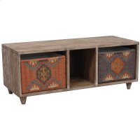 Iroquis Coffee Table With Storage Product Image