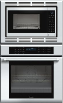 30 inch Masterpiece® Series Combination Oven (oven and convection microwave) with professional handle MEDMC301JP