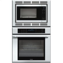 30-Inch Masterpiece® Combination Oven with Professional Handle MEDMC301JP