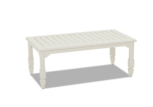 Mimosa Small Rectangular Cocktail Table