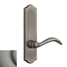 Antique Nickel Rustic L028 Lever Screen Door