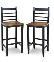 Sunset Trading Party Bar Stool (Set of 2) - Sunset Trading