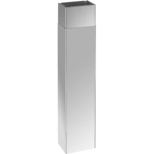 SuperiorePRO Line duct cover; High ceiling Stainless steel