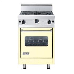 "Lemonade 24"" Char-Grill Companion Range - VGIC (24"" wide range with char-grill, single oven)"