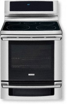 """30"""" Electric Freestanding Range with Wave-Touch® Controls"""