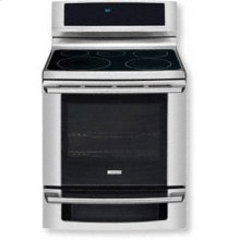 "30"" Electric Freestanding Range with Wave-Touch® Controls"