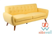 Daphne Yellow Sofa, Love, Chair, SWU6938