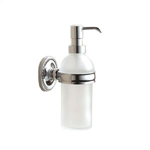 Polished Brass Soap/Lotion Dispenser