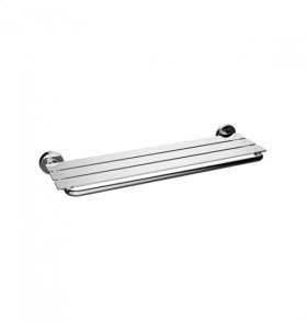 TH400 - Towel Shelf - Polished Nickel