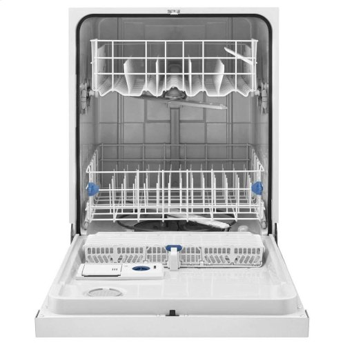 Energy Star® Qualified Dishwasher With 1-hour Wash Cycle