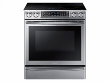 5.8 cu. ft. Slide-In Induction Range with Virtual Flame Technology in Stainless Steel